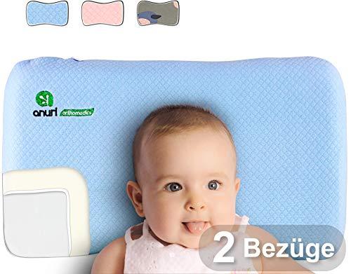 ANURI | Baby-Kissen gegen Plattkopf und Kopfverformung I...