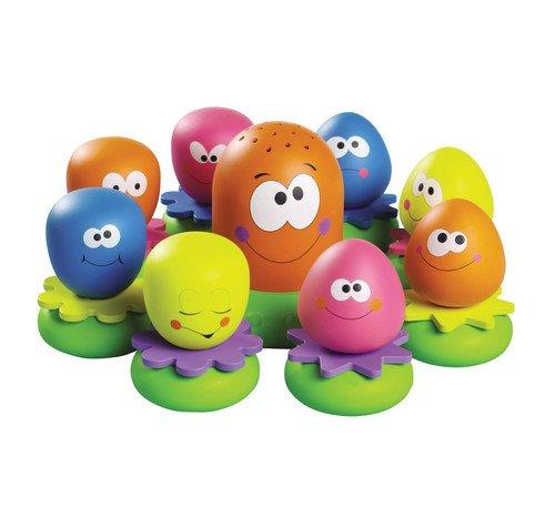 TOMY Wasserspiel für Kinder 'Okto Plantschis' mehrfarbig -...
