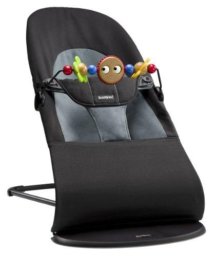 BabyBjörn 605001 Babywippe Paket, Balance Soft und...
