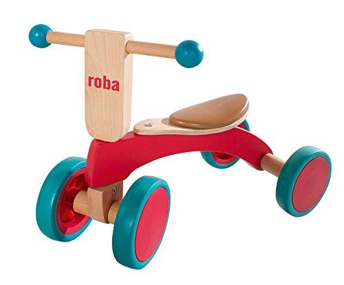 roba Holz Rutscher, Kinderfahrzeug aus Holz, Kleinkind...