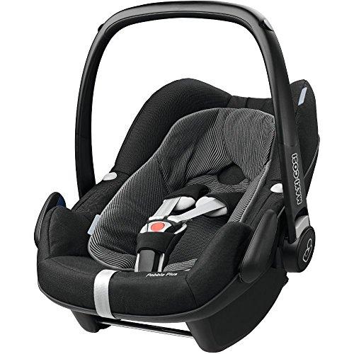 Maxi Cosi 79808950 Pebble Plus Kindersitz, schwarz