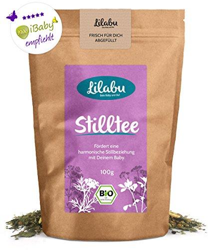 Lilabu Stilltee (100g, Bio) | 100% Bio-Zutaten, ohne...