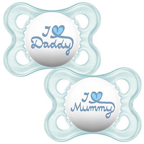 MAM Style Schnuller ab der Geburt + Sterilisierbarem...