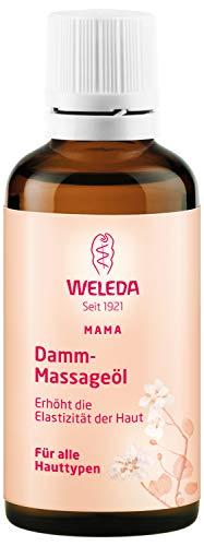 WELEDA Damm Massageöl, Naturkosmetik Schwangerschafts- und...