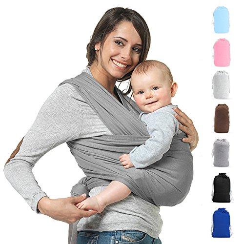 Babytragetuch Neugeborene Elastisches Tragetuch Baby Ring...