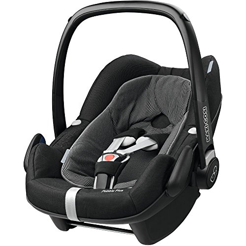 Maxi Cosi 79808950 Pebble Plus Kindersitz, schwarz