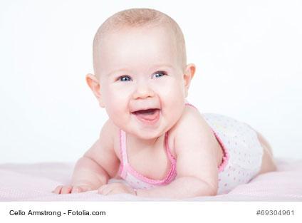 Baby im 4.Monat
