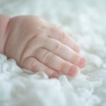 Babys Hände