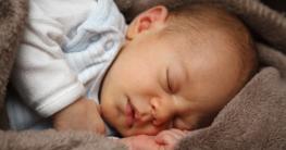 Babydecke für Babys